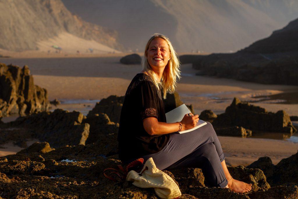 Achtsamkeit, Schreiben und Meditation mit Franziska Hülshoff_erkenne dich selbst
